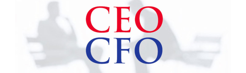 CEO/CFO Magazine (Interview)